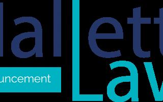 Hallett Law Announcement